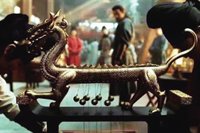 """博物馆中的""""长安十二时辰"""" 银壶见证大唐王朝兴衰"""