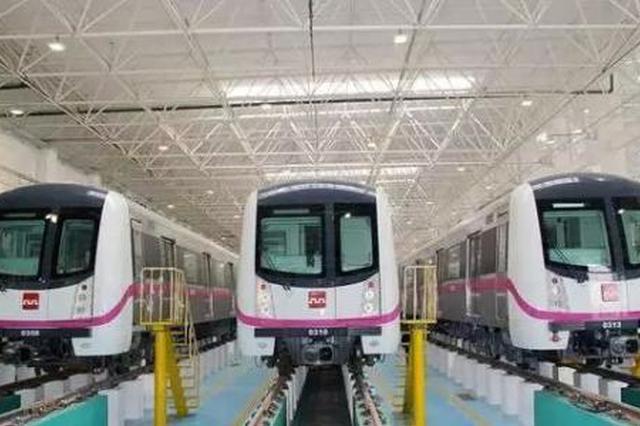 咸阳地铁一号线二期森林公园站今年试运行