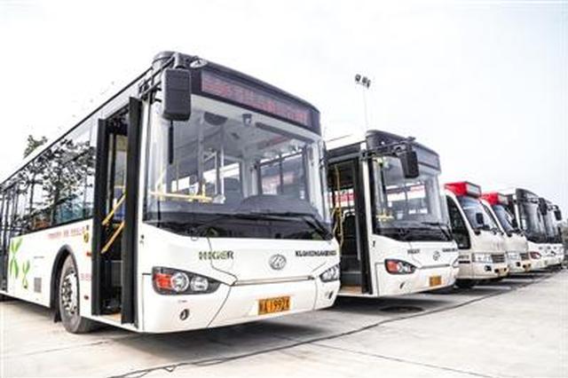 西安高新3条公交运营时间延长 满足市民出行需求