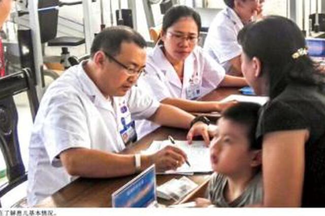 陕西5000万元助贫困残疾儿童康复 出台救助实施细则