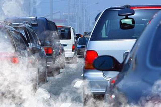 西安突查城北排气污染 13辆超标排放车被责令限期治理