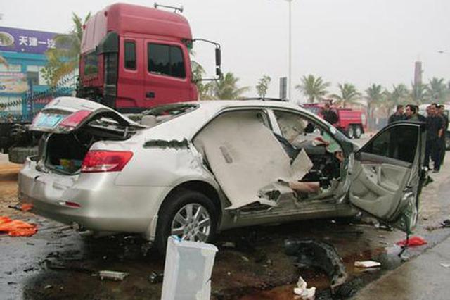 麟游县发生一起交通事故 两车相撞1人死亡多人受伤