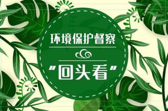 """陕西省委第二生态环保督察组对铜川开展""""回头看"""""""