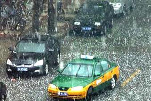 明起陕西陆续进入多雨时段 西安市以多云到晴天气为主