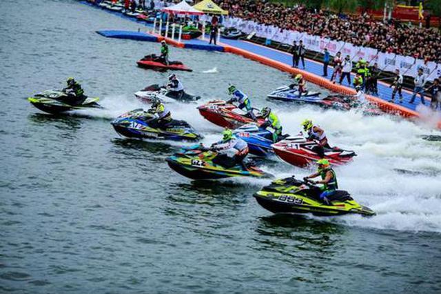国际摩托艇公开赛9月下旬汉中开赛 百余高手角逐汉水