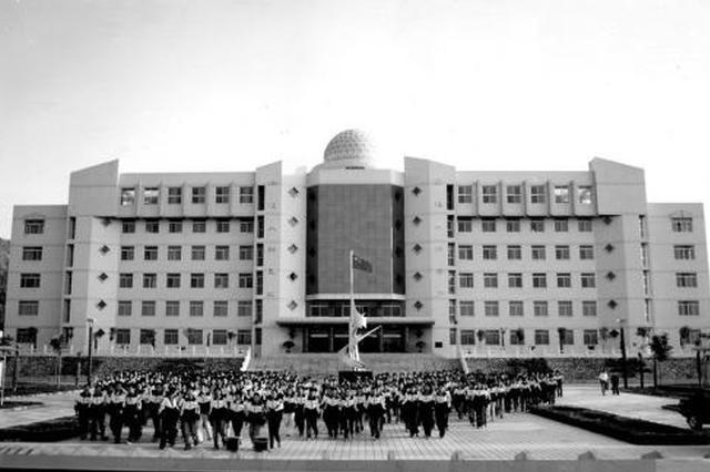韩城城关中学下月投用 规划30个教学班1500名学生