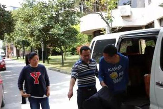 走失男子咸阳救助站生活6年 工作人员送其回家