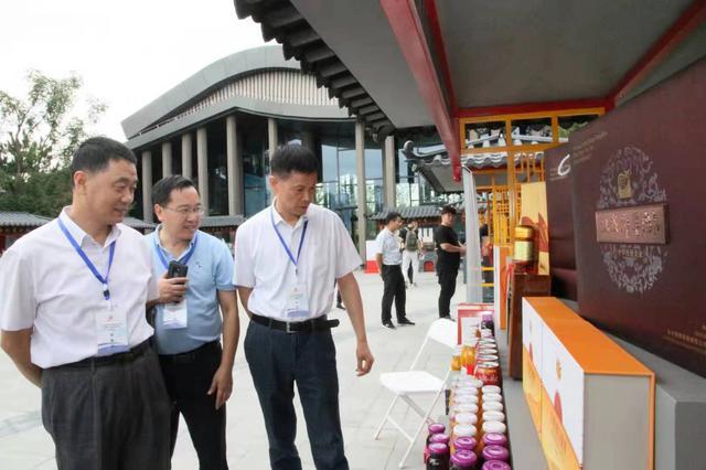 """2019北京世园会""""陕西特色商品展""""在北京举办"""