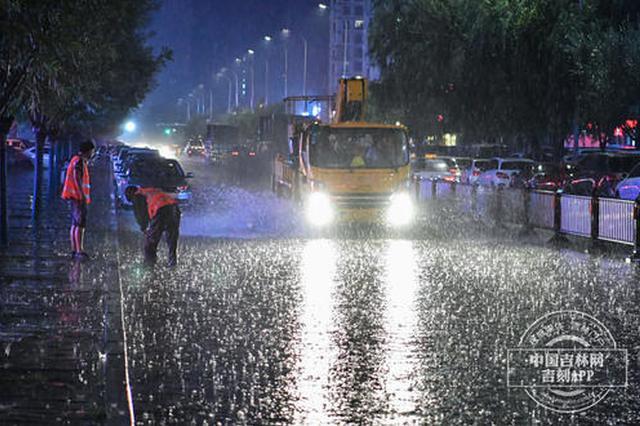 """昨日西安突现""""午夜降雨"""" 未来三天仍有降水天气"""