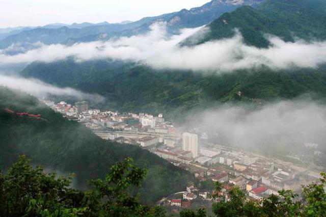 森林覆盖率90%以上 陕西佛坪如何靠大山脱了贫