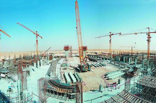 西安重点建设项目前8月完成投资2987亿元