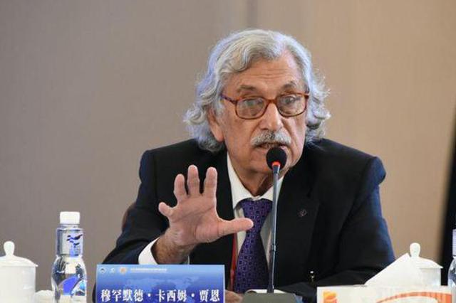 欧亚经济论坛丨巴基斯坦科学院院长专访:在对话中增进文化共