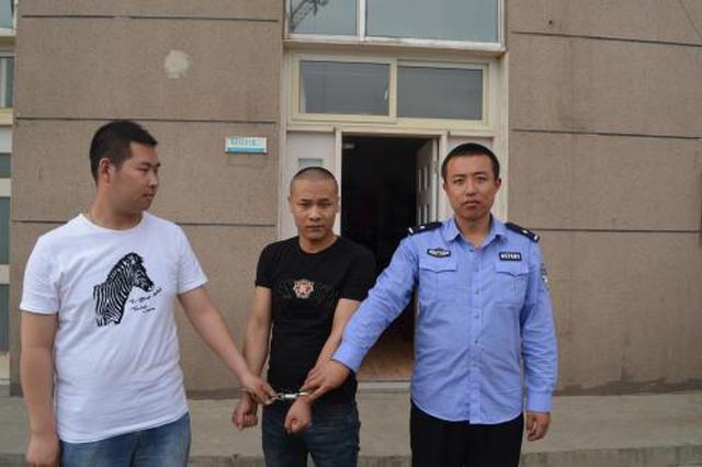 西乡一日内抓获两名网上逃犯 已分别移交当地警方
