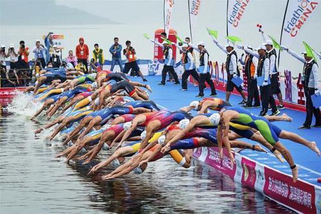 陕西国际铁人三项赛将在浐灞开赛 6条公交临时调整