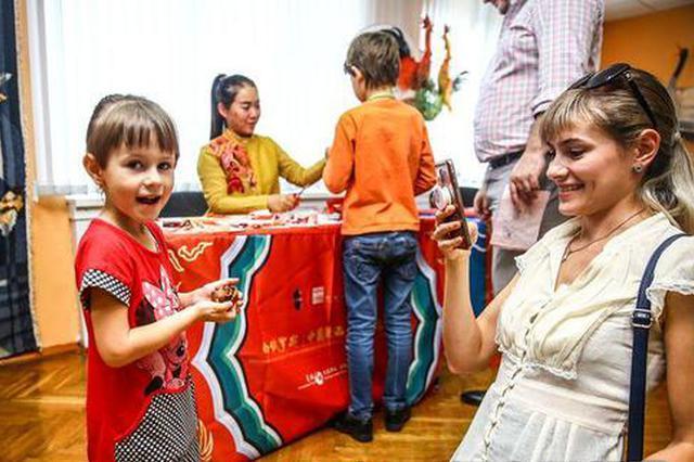陕西非遗展演、民乐音乐会亮相白俄罗斯戈梅利