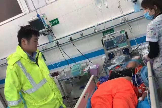 抓住了!西安一司机撞伤环卫工后逃逸 伤者生命垂危