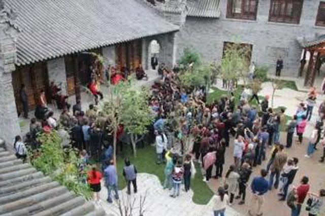 渭南中秋假日接待游客120余万人次 旅游收入4.8亿元