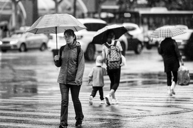 陕西9天出现6个暴雨日 西安20日起有望转晴
