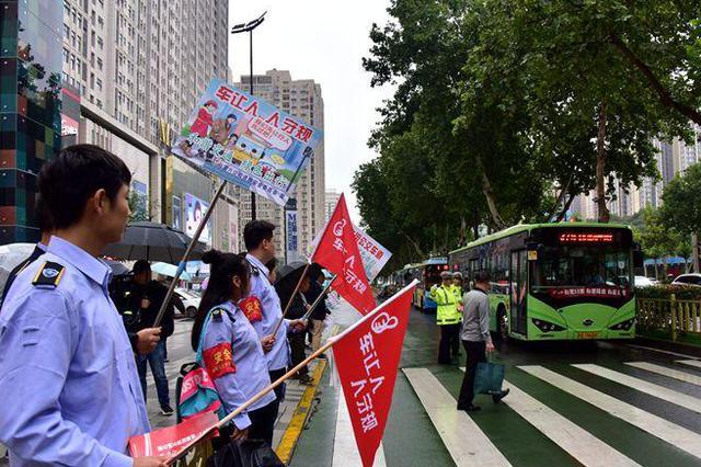 西安已建成运营公交专用道29条 开展清理占道保障出行