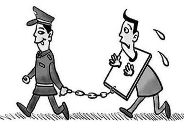 民警耐心规劝两在逃人员自首 两人已被刑事拘留