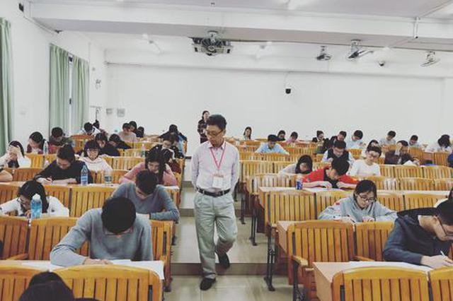 硕士研究生考试报名24日启动 全省共设32个报考点