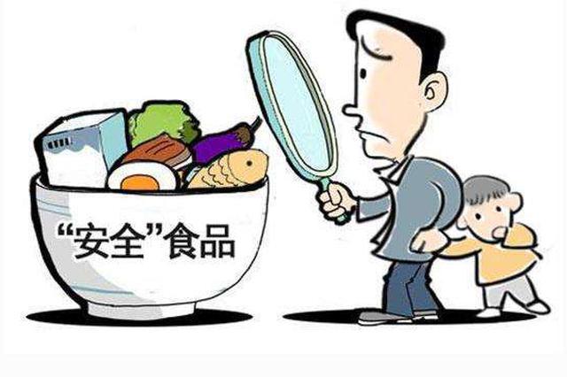 陕西市场监管局通报12批次不合格食品 购买时要留心