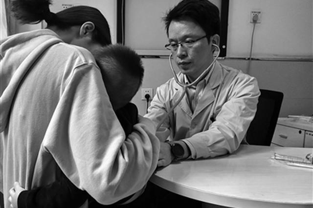 国庆假期儿童医院收治患儿33543名 呼吸道患儿扎堆
