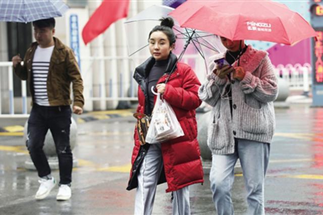 """连阴雨今天""""喘口气""""还要接着下 14-15日全省又有雨"""