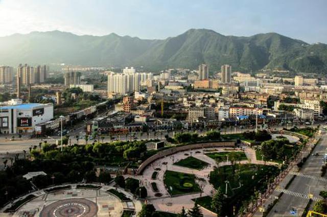 临潼综合实力显著增强 全力建设大西安东部新城