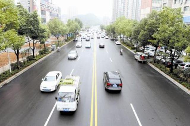 西安最整洁20条路段曲江有16条 碑林2条、灞桥1条