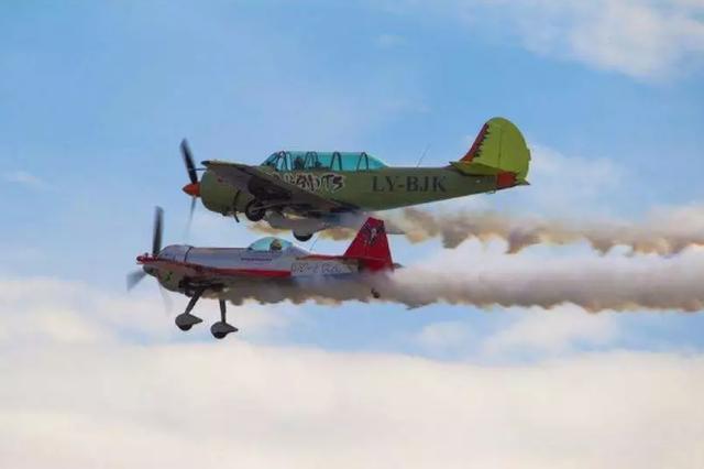 2019通航大会今日在陕西开幕 43架飞行器将展示表演