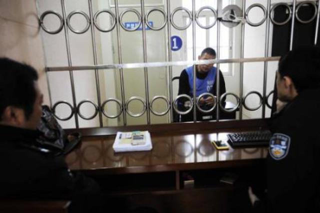 黄陵小伙刚出监狱又因涉嫌盗窃进了看守所