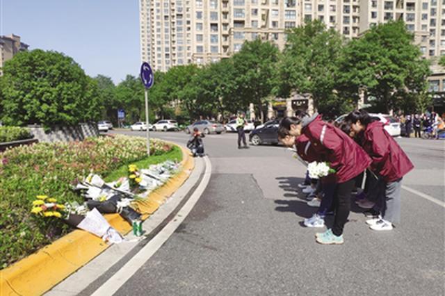 西安22岁辅警牺牲前视频公布 同事含泪讲述事发经过