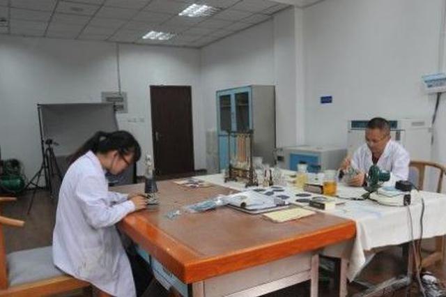 陕西省文保院30年修复可移动文物四千余件(组)