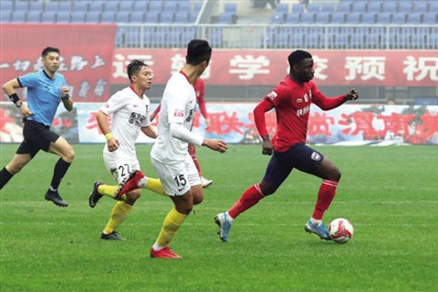 陕足主场不敌长春亚泰 最终以1:2输给了对手