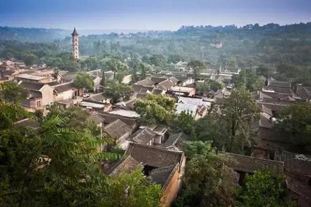 陕西拥有6座国家历史文化名城 7座中国历史文化名镇