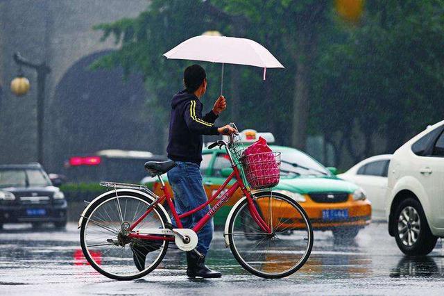 明天陕北关中平均气温降6℃-8℃ 明后天西安有小雨