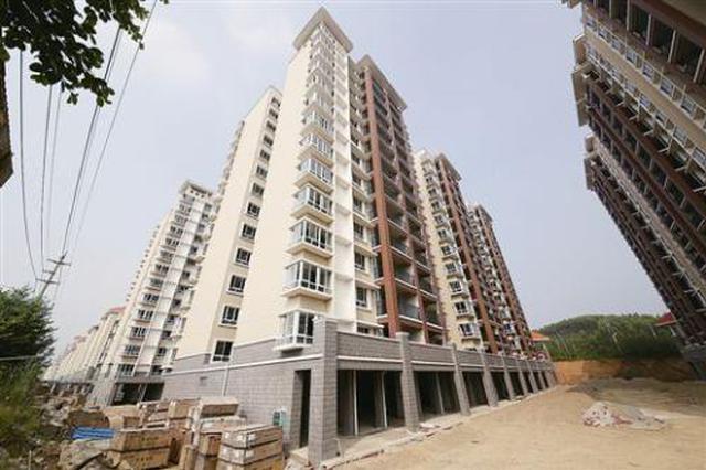 蒲城县一楼盘逾期2年不交房 开发商:争取12月底交房