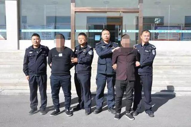 榆林公安抓获在逃人员800名 180多名网逃人员被规劝自首