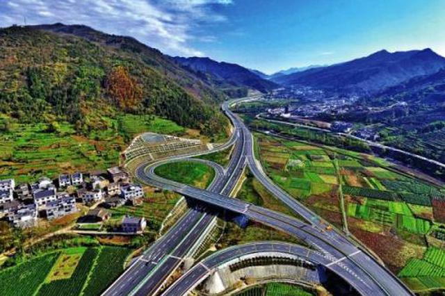 绥延高速预计年底通车 榆林市将实现县县通高速