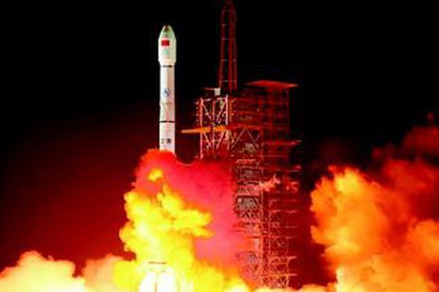 长征六号首次低倾角发射圆满成功 陕西航天提供发动机