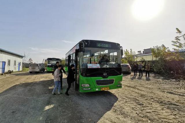 西安具备条件的建制村已全部通客车