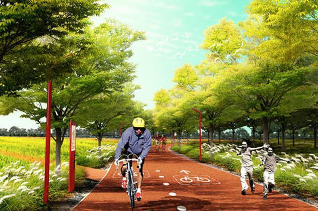 好消息!曲江杜陵绿地公园下月对外开放
