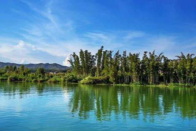 坚持生态优先强化绿色发展 经开区河湖长制成效显著