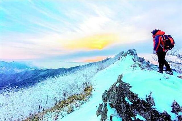森林旅游淡季不淡人气飙升 冬日林海不再冷清