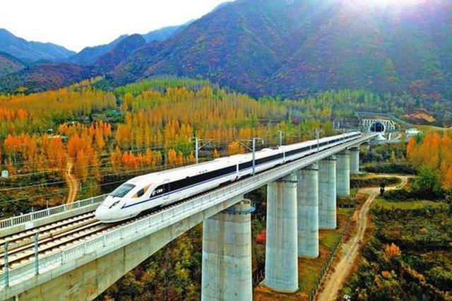 西成高铁运营两年汉中车务段累计运送旅客982.6万人次