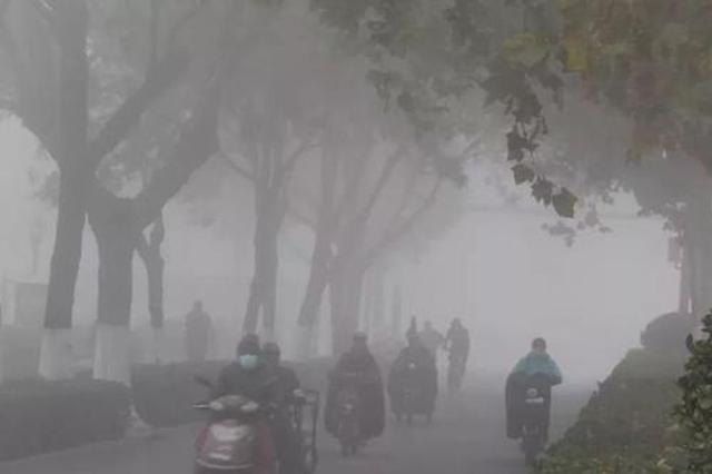 西安将出现中度至重度污染天气 市民应做好安全防护