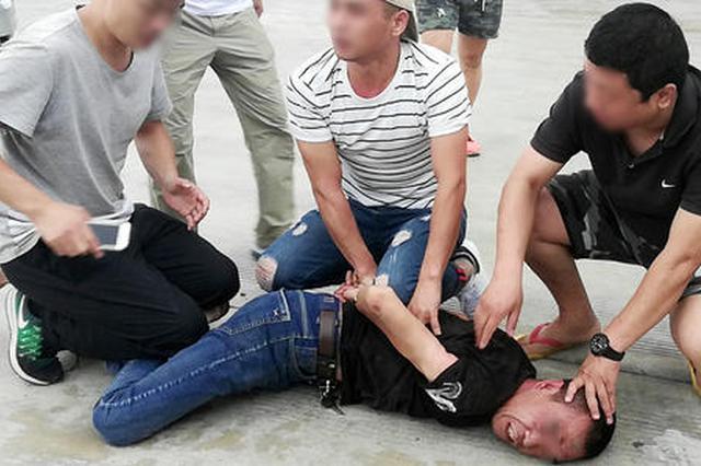 秦汉警方破获一起贩毒案 抓获3名涉毒人员