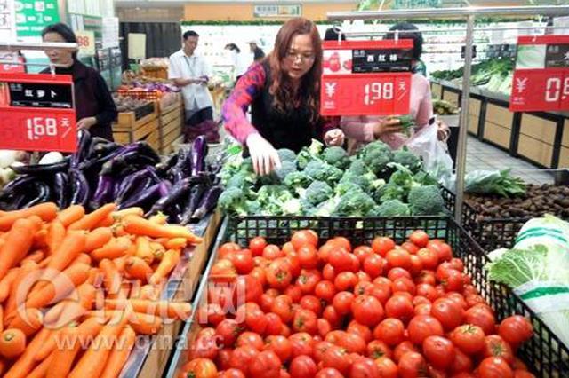 陕西消费品市场10月份平稳运行 汽车销售降幅继续收窄