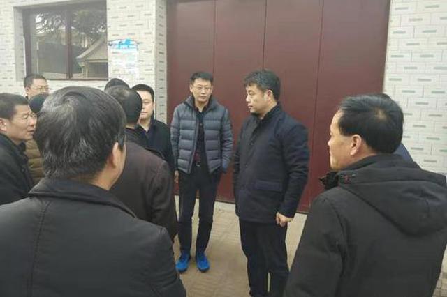 西咸新区沣西新城管委会刘宇斌主任一行到秦草生态凿齿村项目